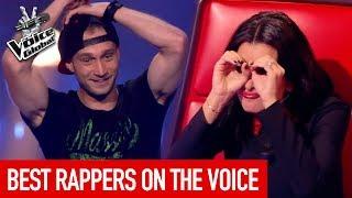the voice best rap blind auditions worldwide part 2