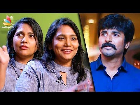 Sivakarthikeyan is FUN to work with : Vinodhini Vaidyanathan Interview | Velaikaran Movie