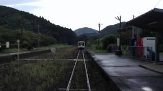 【松浦鉄道】吉井駅から佐々基地へ戻る回送列車