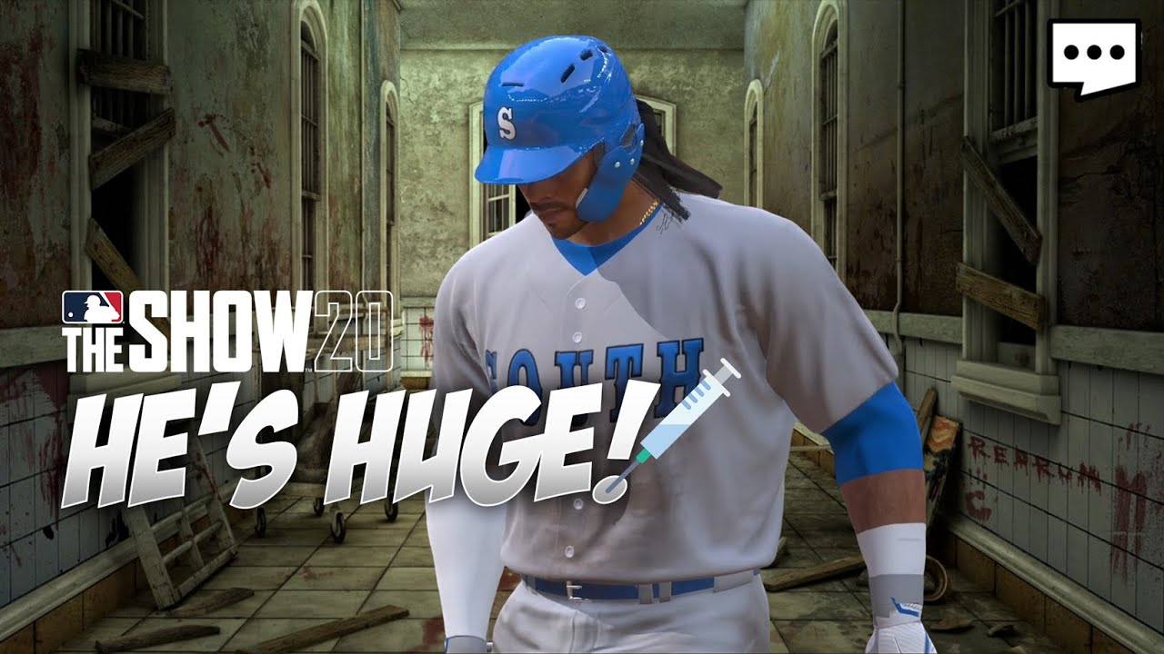 TAKING STEROIDS! MLB 20 Road to the Show #6