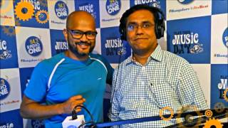 Rajendra Prasad talks about Innovation Jockeys on 94.3 Radio One