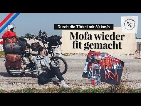 Türkei Durchquerung mit dem Mofa | Wieder vereint mit Sunny