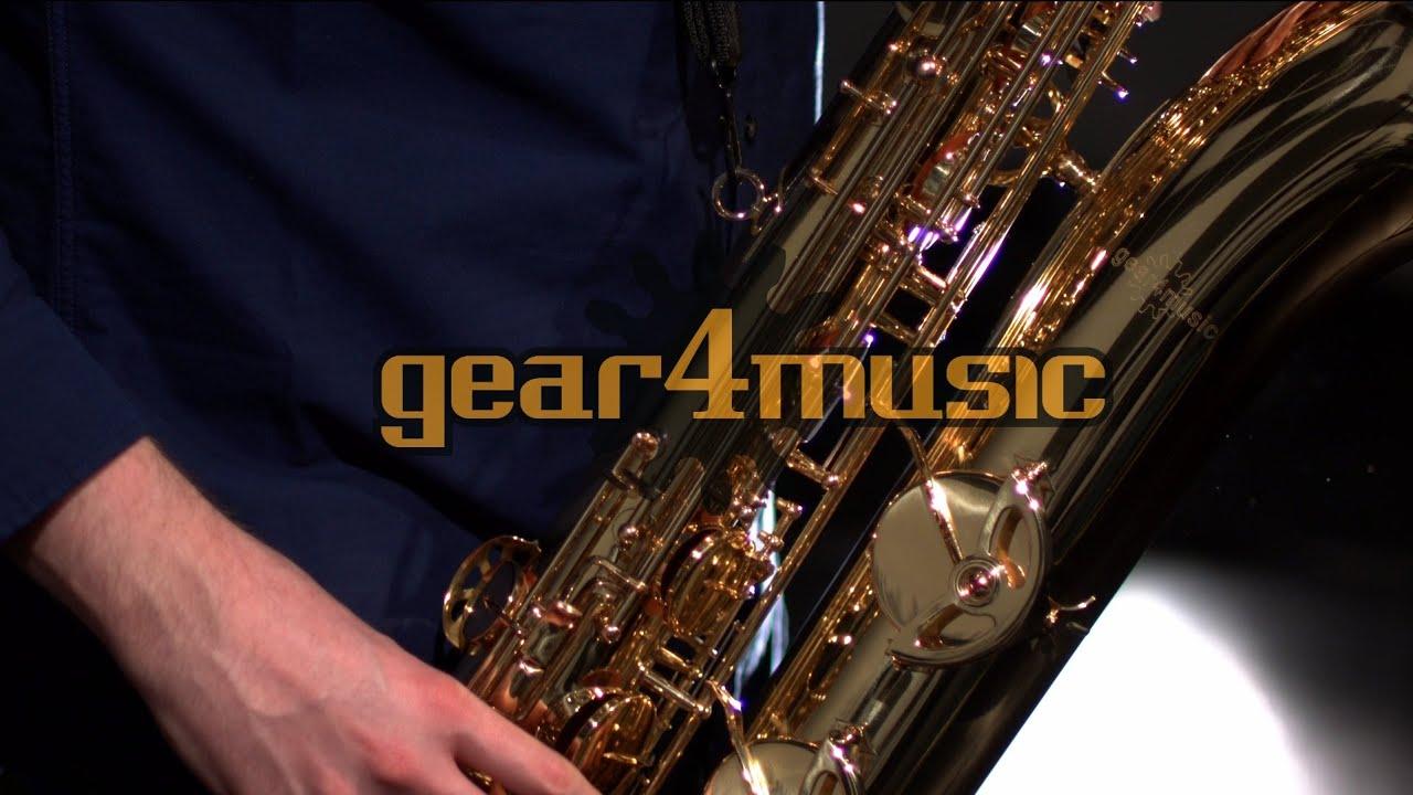 Baritone Saxophone by Gear4music