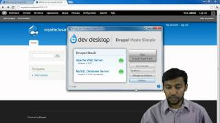 Learn Drupal 7 in one hour! Part 2/8 Installing Acquia for Drupal Installation On Your Local Machine