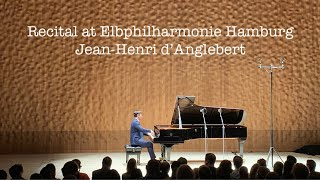 « Gigue » Henri d'Anglebert Suite G Major Jongdo An