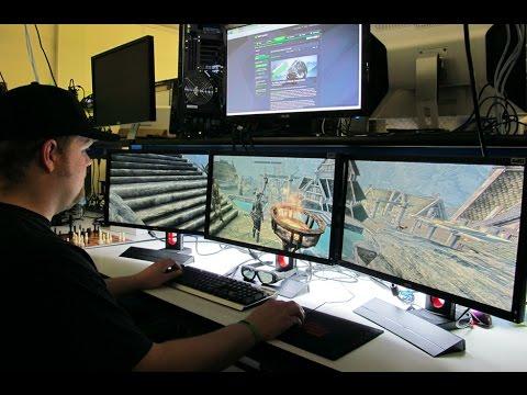 Pc gamer con 3 monitores mi experiencia vale la pena for Pc de salon gamer