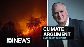 'Inner-city raving lunatics': Deputy PM's bushfire comments prompt rebuke from mayors | ABC News