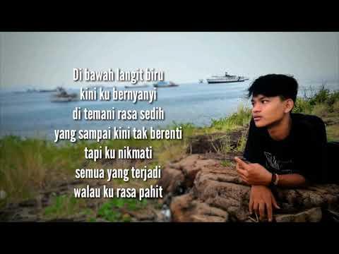 Dhyo Haw - Di balik hari ini  (Video lirik).