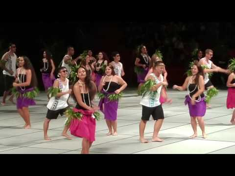 BYUH Culture Night 2016- Cook Islands [HD]