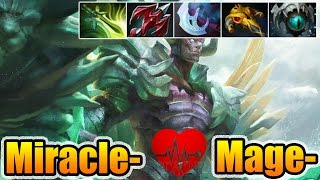 Mage- & Miracle- Dota 2 - The Perfect Couple