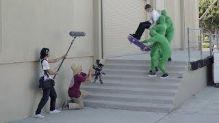 Download Making a Skate Video