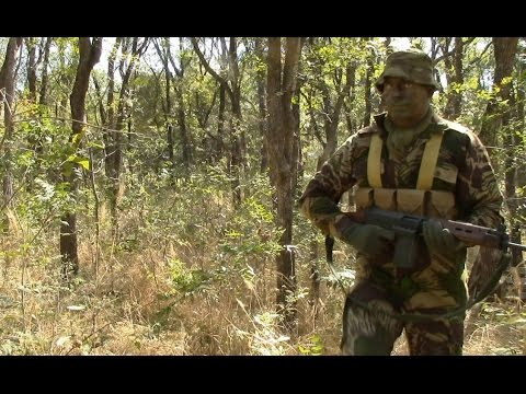 Rhodesian Pattern Camouflage Effectiveness