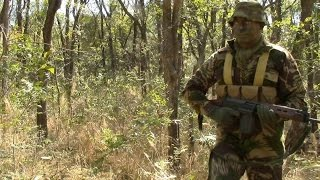 Rhodesian Pattern Camouflage Effectiveness