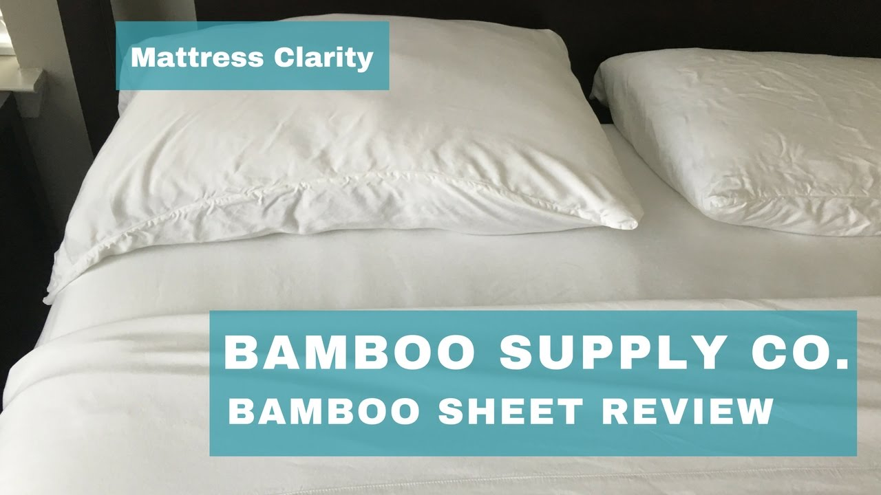Marvelous Bamboo Supply Co. Review   New Bamboo Bed Sheet