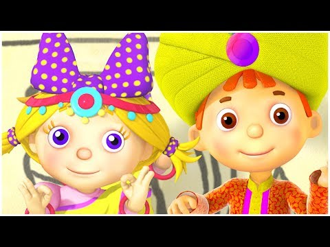 Cartoon for kids | Around The World | Geography for Kids | Full Episode | Everythings Rosie