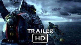 Titanes Del Pacífico - Trailer 2 Subtitulado Latino [FULL HD]