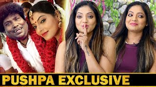 I Don 39 t Mind Marrying Yogi Babu Bigg Boss 3 Actress Reshma Pasupuleti Interview PushpaPurusan TOC