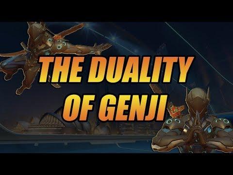 The Duality of Genji