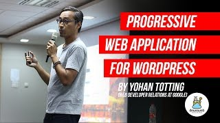 Yohan Totting - Progressive Web App (PWA) di WordPress Website