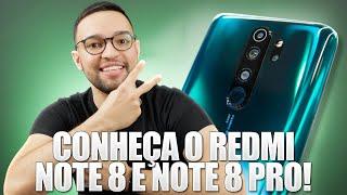 ConheÇa O Redmi Note 8 E Note 8 Pro