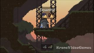 Dustforce Gameplay (PC/HD)