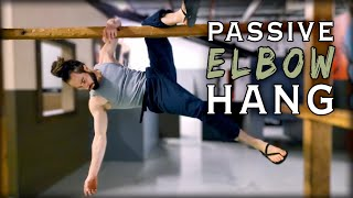 Passive Elbow Hang | Natural Movement Skill
