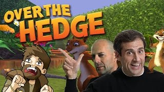 BRUCE WILLIS MODE | Over The Hedge: The Game