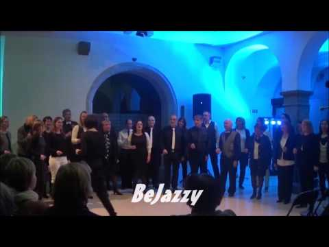 There's Swing in the Air - vokalna skupina BeJazzy vocal group