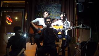 Tình phiêu lãng-Mr Wilson Wong at Văn Acoustic Cafe (15/10/2016)