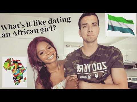 WHAT'S IT LIKE DATING AN AFRICAN GIRL (SIERRA LEONE ) #Datinganafricangirl#bwwm#interracialcouples from YouTube · Duration:  2 minutes 37 seconds