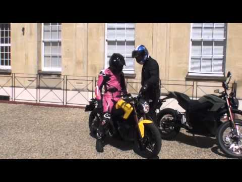 Zero S electric Motorbike | Fully Charged