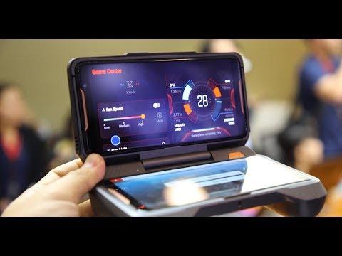 [SP News] ข่าวลือ!! ASUS เตรียมเปิดตัว ROG Phone 2 ในวันที่ 23 กค.นี้ เปิดราคาในจีน 19,000 บาท - วันที่ 23 Jun 2019