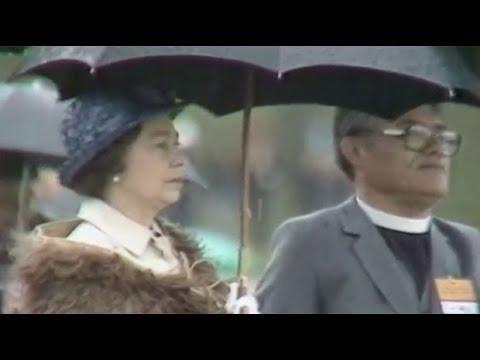 NZ teen fired gun in 1981 attempt to assassinate the Queen