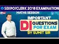 SBI PO/CLERK | Important DI Questions | Maths