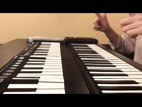 Дешевое Пианино vs Гибкое пианино Solozar   Обзор