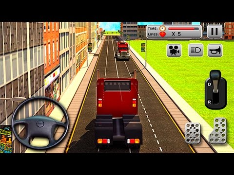 Real Truck Simulator Driver Best Android Gameplay Hd Youtube