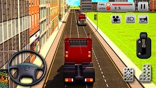 Real Truck simulator : Driver - Best Android Gameplay HD