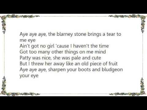 Ween - The Blarney Stone DVD Lyrics