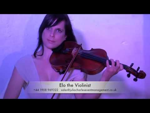 Elo the Violinist for Hire – Musicians & Bands - London