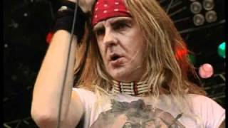 Saxon - Wheels of Steel (live