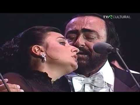Luciano Pavarotti - Carmela Remigio - O Soave Fanciulla - 1999