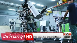 Iron man robot suits to be commercialized in Korea