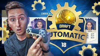 Video AUTOMATYCZNY DRAFT - FIFA CHALLENGE [#1] download MP3, 3GP, MP4, WEBM, AVI, FLV Juli 2018