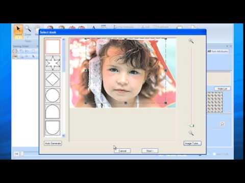 Pe Design Plus Using Photostitch To Convert Photos Youtube