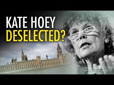 UK: Vauxhall Labour wants Kate Hoey deselected | Jack Buckby