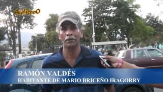 Problema de Basura en el Municipio Mario Briceño Iragorry Febrero 2013