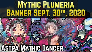 Mythic Plumeria Review (Astra Mythic Dancer) | Mythic Banner September 30th, 2020
