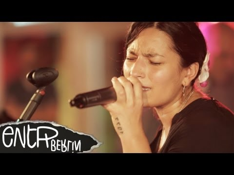 Ana Tijoux live in Berlin // eNtR extended