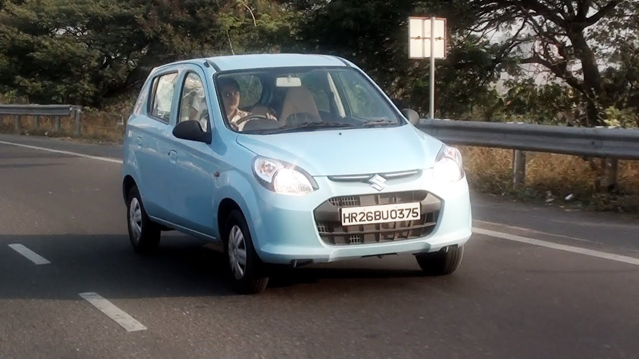 All Cars For Sale In Hyderabad Olx: New Maruti Suzuki Alto 800 Road Test