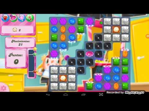 Candy Crush saga nivel 2361 / sin boosters